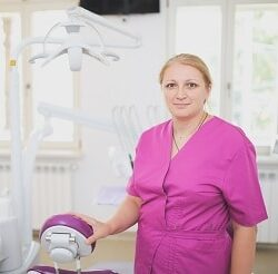 dr Gabriela Vasilache