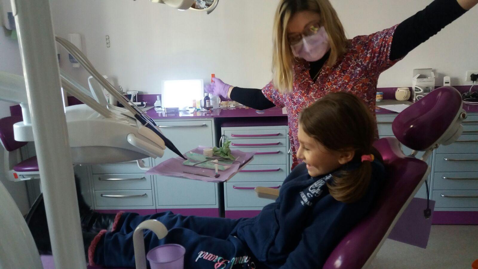 Experiența celor mici în clinica noastră